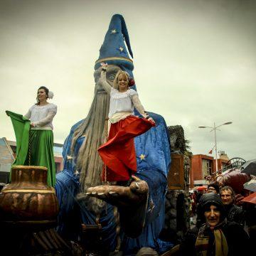 ALQUILAR CARROZA DE MAGO
