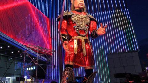 marioneta salvador espectáculo