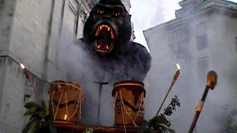 gorila gigante