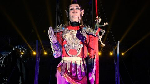 marioneta gigante contratar