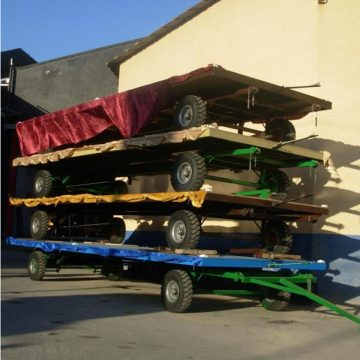 carrozas modelo plataforma
