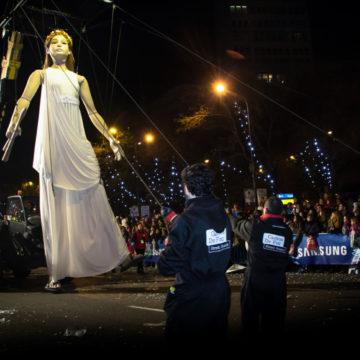 Cabalgata Reyes Magos Madrid
