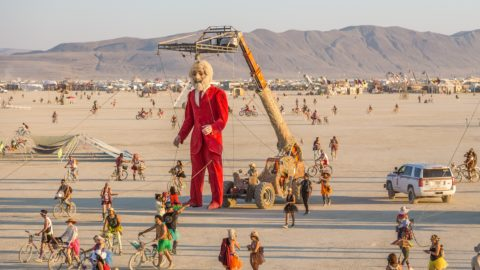 Burning Man 2018–5564012