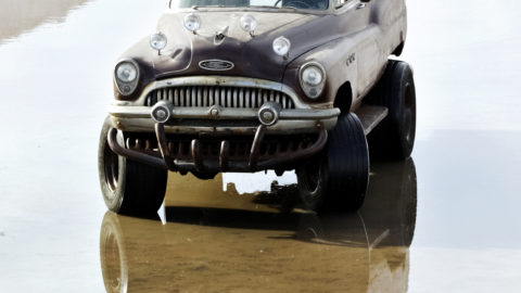 coche para cine